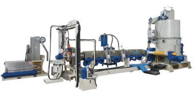 ECOTRONIC - Model GM - Underwater Pelletizer System