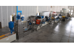Tandem Line - Model GM 125 - Thermoplastics Materials Recycling System