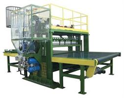 Gamma Meccanica - Cutting Units for Glass Wool Production Lines