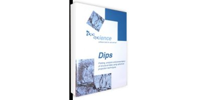 Dips - Graphical and Statistical Analysis of Orientation Data