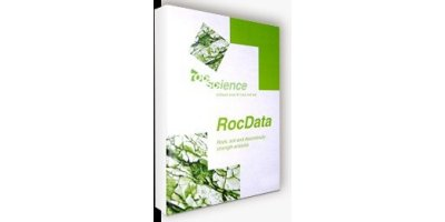 RocData - Rock, Soil and Discontinuity Strength Analysis