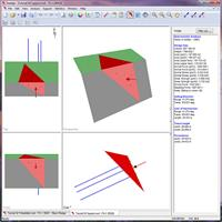 3D Surface Wedge Analysis for Slopes-3