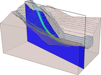 3D Geotechnical Finite Element Analysis-2