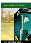 Camfil Air Pollution Control - Capabilities Brochure