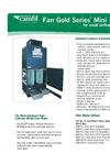 Farr Gold Series GS4M 4-Filter Mini Dust Collector Brochure