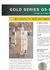 Gold Series GS-Mini Single-Cartridge Dust Collector Brochure