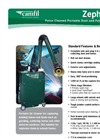 Zephyr III Pulse-Cleaned Portable Dust and Fume Collector Brochure