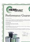 HemiPleat Guarantee Brochure