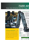 Farr Arm HF Heavy Duty Extraction Arm Brochure