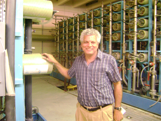 Course Leader at Membrane Plant