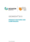 GeoMedia 2015 Product Description - Technical Documents