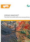ERDAS IMAGINE - Geospatial Data Authoring System - Brochure
