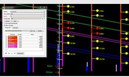 Drill & Blast Design, Tracking and Analysis Software-2