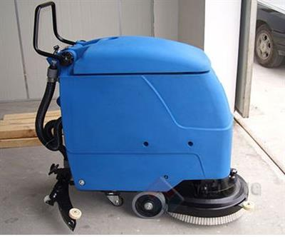 Model YHFS-510H - Hand Push Floor Scrubber
