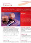 Copper Cleaning Mesh- Brochure