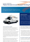 Inspection Services - Overview