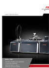Laser Particle Sizers ANALYSETTE 22