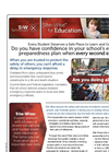 SiteWise Imaging Security Solutions for Education Brochure