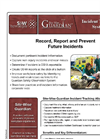 Incident Tracking System Brochure