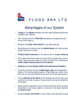 Advantages of Flood Ark System