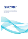 Fast Water Fact Sheet  Brochure