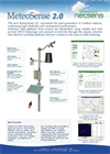 MeteoSense - Model 2.0 - Weather Station– Brochure