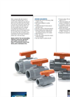 Model Super C - Compact Ball Valve Brochure