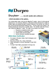 Dur Flote Dissolved Air Flotation Clarifiers Brochure