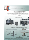 Model CF 800 - Clear Flow System Brochure