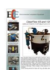 Model CF 125 - Clear Flow Systems Brochure