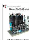 Water Rights Systems Specifications Brochure