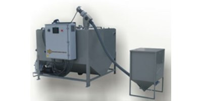 ECE - Model CF 800 - Clear Flow System - Industrial Waste Water Treatment