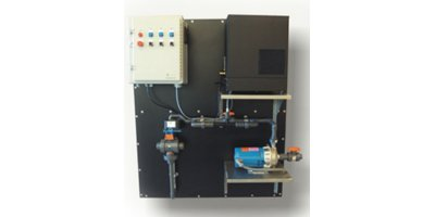 ECE - Model WR03 - Panel System - Compact Corona Discharge Ozone Generation