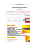 Magnetizer Hard Water Conditioner
