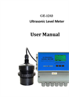 USER MANUAL FOR ULTRASONIC LEVEL METER