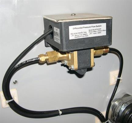 A.YITE - Model GE-511 - Adjustable Differential Pressure Switch