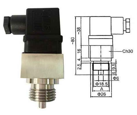 A.YITE - Model GE-379 - Dual Metal Temperature Switch | Bimetal Controller