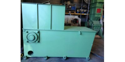 Gross GAZ102 Single Shaft Shredder