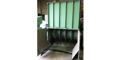 Gross GAZ152 Single Shaft Shredder