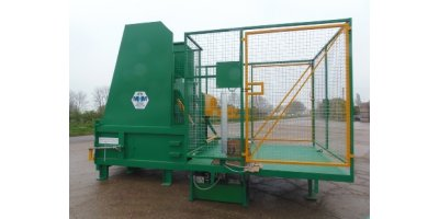 MHM - Model 1500S - Static Compactor