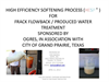 Hydraulic Frackwater Treatment: High Efficiency Softening Process (HESP)