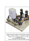 Wyckomar - High Volume Water Treatment System - Brochure