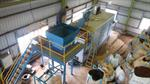 Standard sludge dryer/mud dewatering equipment for sewage treatment