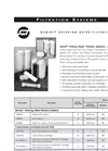 Gemini - Drinking Water Filtration Systems Datasheet