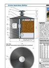 Model SRBF-Series - Circular Stand Alone Biofilter Brochure