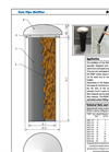 Model REBF-Series - Vent Pipe Biofilter Brochure