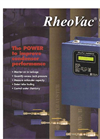 RheoVac - Model 950 - Condenser Air In-Leakage Brochure