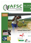Brochure for the Africa Food Security Conference | AFSC 2015 Conference.