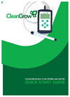CleanGrow Multi-Ion Probe and Meter - Quick Start Guide