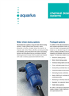 Aquarius - - Water Driven Dosing Systems Brochure